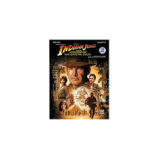 Alfred 00-31761 Indiana Jones and the Kingdom of the Crystal Skull Instrumental Solos - Music Book