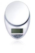 Health Tools ESKS-02 EatSmart Precision Pro Kitchen Scale White