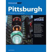 Universal Map 0762562781 Pittsburgh PA Atlas