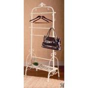 Tripar 59092 Fashion Display Rack- Cream