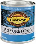 Valspar Brand .50 Pint Satin Interior Water-Borne Polyurethane 144-8082 HP