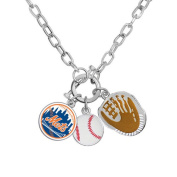 MLB - New York Mets Fanfare Necklace