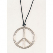 Rubies Costumes 115319 Peace Pendant Metal