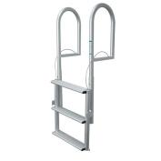 JIF Marine DJX3-W 3 Step Dock Lift Ladder