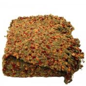 Woven Workz 051-073 Betsy Throw - Caramel