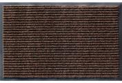 Apache Mills Inc 46cm . X 70cm . Cocoa Brown Mat 043-1410E