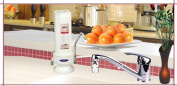 Crystal Quest CQE-CT-00153 Countertop Replaceable Single Nitrate Plus Water filter System