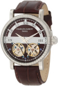 Charles-Hubert Paris 3937 Stainless Steel Case Automatic Watch
