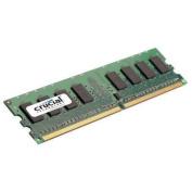 Crucial 1GB DESKTOP DDR2 667Mhz DIMM 240pin Non ECC PC2-5300 Desktop RAM