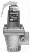 Watts 481029 .190.5cm . Ips Bronze Pressure Relief Valve