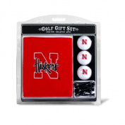 Team Golf 22420 Nebraska Cornhuskers Embroidered Towel Gift Set