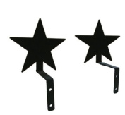 Village Wrought Iron CUR-S-45 Star Swags