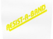 Donovan Industries LXB5767R Resist-A-Band - White