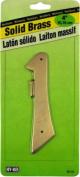 Hyko Prod. 10cm Solid Brass Number 1 BR-40/1