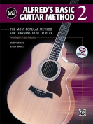 Alfred 00-33306 Basic Guitar Method- Book 2 - Music Book