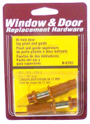 Prime-Line Products N 6701 Bi-Fold Door Pivot and Guide, Nylon,