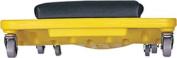 Lisle 93102 Low Profile Plastic Creeper in Yellow