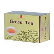 Health King Medicinal Teas 0417832 Green Tea - 20 Tea Bags