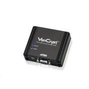 ATEN VanCryst VC180 VGA-to-HDMI Converter with Audio 1080p Win&Mac Converts VGA signals to HDMI