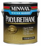 Minwax 0.9l Minwax Water Based Satin Polyurethane 63025