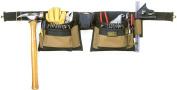 Custom Leathercraft 12 Pocket Tool Belt Work Apron 1429