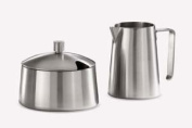 Zack 20063 REZZO Stainless Steel Creamer- Stainless Steal