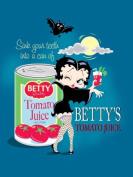 Precious Kids 37103 Betty Boop Canvas Painting-Juice