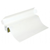 Saral SARALWHITE 12 in. x 12 ft. Wax Transfer Paper Roll - White