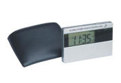 Kirch 2327 Global Atomic Radio Control World Time Travel Alarm Clock