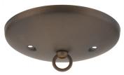 Westinghouse Lighting 7003800 Oil Rubbed Bronze Modern Canopy Kit