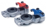 Roadpro RP3611BR 1 Blue 1 Red Gladhand Poly Seal Twin Pk