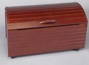 Giftmark 1430-Cherry Treasure Chest- Mega Storage on Casters- Cherry