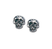 Alchemy Gothic S1 - Skull Shirt Buttons -Buttons