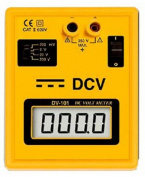 RSR ELECTRONICS DV101 LCD panel metre-volt