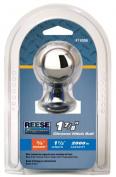Cequent Products 1-.223.5cm . X .190.5cm . Zinc Hitch Ball 74005