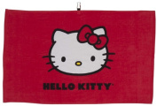 Williams Sports Holdings HKG-TOWEL.TOUR.RED Hello Kitty Golf Tour Towel - Red