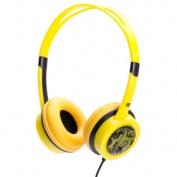 IDANCE FREE30 Portable Headphones - Yellow