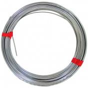 Hillman Group Inc - Ook 50142 30.48m 14 Gauge Galvanised Steel Hobby Wire