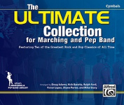 Alfred 00-34698 The ULTIMATE Collection for Marching and Pep Band - Music Book