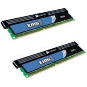 CORSAIR XMS2 2GB ( 2 X 1GB ) PC2-6400 800MHz 240-pin DDR2 CL5 Dual Channel Desktop Memory Kit - TWIN2X4096-6400C5C