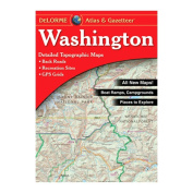 Delorme Washington Atlas - 329-X