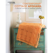 Leisure Arts 399761 Leisure Arts-Contemporary Cottage Afghans