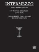 Alfred 00-PA02516 Intermezzo from Cavalleria Rusticana - Music Book
