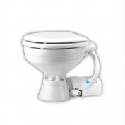 Jabsco Compact Size Electric Marine Toilet Push Button Operation