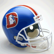 Victory Collectibles 30309 Rfr Tb Denver 1975 - 96 Broncos Full Size Replica Helmet