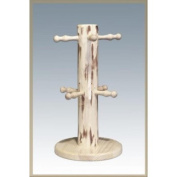 Montana Woodworks MWCUPV Cup Holder Montana Collection Lacquered