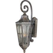 Maxim Lighting 40154CDSE Beacon Hill VX 30.5 H 3-Light Outdoor Wall Lantern - Sienna