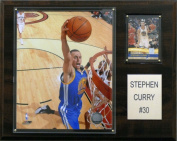 C & I Collectables 1215STCURRY NBA Golden State Warriors Player Plaque