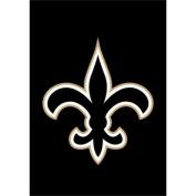 Party Animal GFNO New Orleans Saints Garden - Window Flag