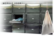 IMTEK Environmental 10008 Smelleze Reusable Funeral Home & Morgue Odor Removal Pouch - XX Large